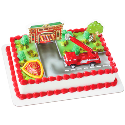 sugar_castle_fire-truck-and-station